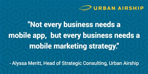 mobile marketing strategies what is a mobile marketing strategy