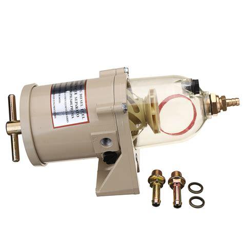 water separator for boat 500fg 500fh diesel fuel filter oil water separator marine