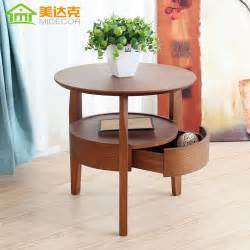 Wood Table Ls Living Room Small Wood Table Living Room Coffee Table Minimalist Side Table With Drawers Tea Table