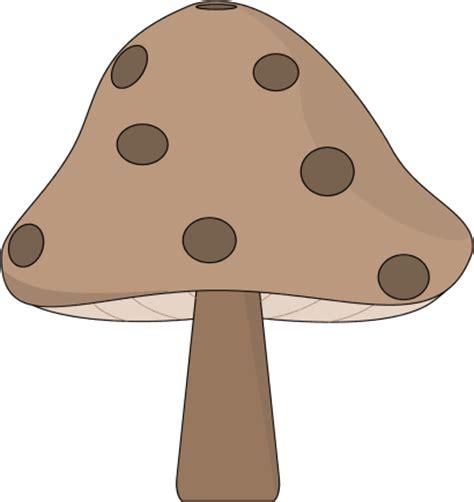 Summer Garden Pasta - brown spotted mushroom clip art brown spotted mushroom image