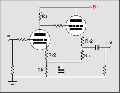 cathode resistor cathode resistor 28 images lifier auto bias circuits class a class ab bias vary trem with