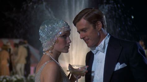 the great gatsby 1974 trailer robert redford mia luscious at the movies part 1 my top 10 fashion film picks
