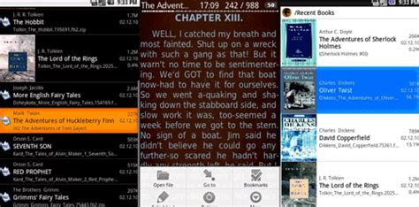 mobi pdf reader for android apps to read mobi html chm doc epub pdf ebooks on android techzilo