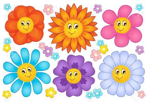 fiori animati gratis five clipart flower pencil and in color five