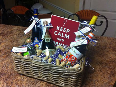 quot basket of firsts quot for a stock the bar wedding shower