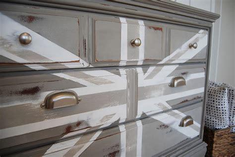 schublade auf englisch britisches fieber diy dekorative projekte union