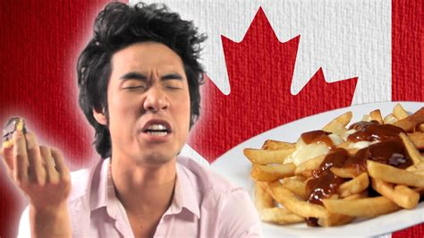 americans try canadian snacks for first time youtube