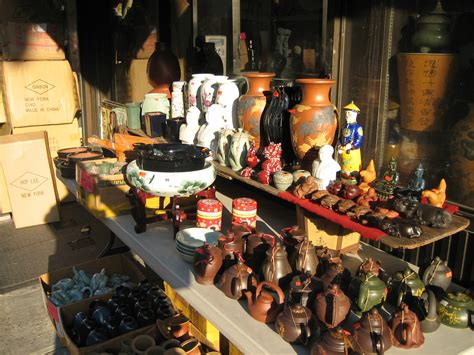 Shopping In The Best Pottery In Town by Explore Chinatown Nyc Locate