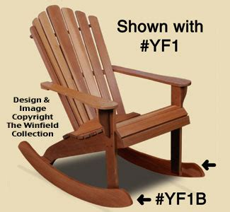 rocking chair template fe guide building adirondack chair plans for sale