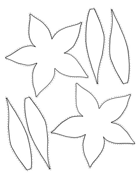 coloring page flower parts spring seasons janice s daycare