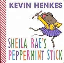stick and board book books s peppermint stick by henkes kevin board