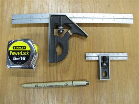 Measuring Tools Used In Woodwork