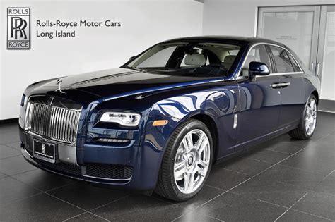 roll royce 2017 2017 rolls royce ghost series ii rolls royce motor cars