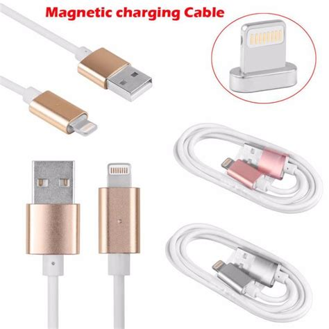 New Metal Magnetic Data Cable For Iphone 5 6 Mantap buy computer accessories best buy laptops tablets on sale