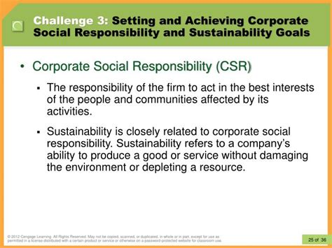 Mba Corporate Social Responsibility Csr Or Sustainability by Ppt The Challenge Of Human Resources Management