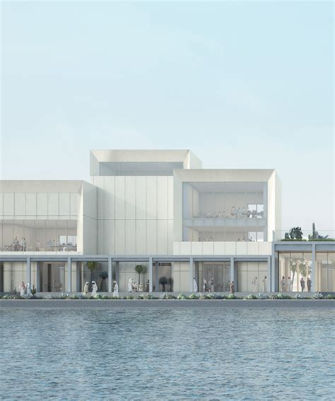 design center uae serie architects plans jameel arts centre dubai for the uae