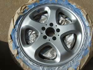 Painting Truck Wheels Black How To Paint Aluminum Wheels Gloss Black Hd Cars