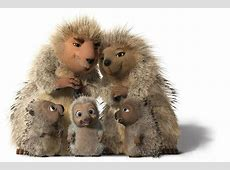 English For Seisep: Movie Review (Widyandini Dwi Prastiwi/33) Over The Hedge Squirrel