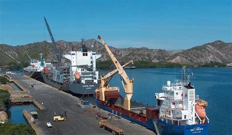 puerto de santa marta colombia puerto de santa marta creci 243 un 37 en movimiento de carga