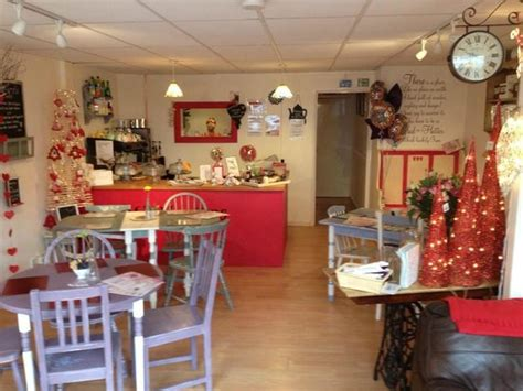 mad hatters tea room interior view picture of madhatters tea room gift shop hayling island tripadvisor