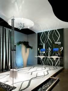 High Tech Ceiling Miami Bathrooms Modern Bathroom Miami By