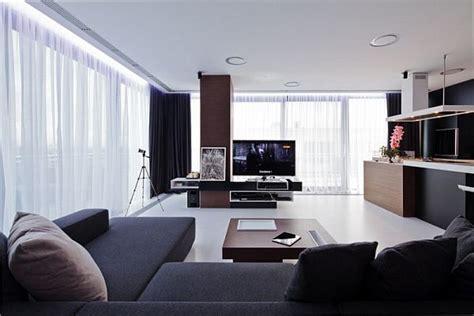 Apartment Interior by Modern Apartment Interior Design In Romania