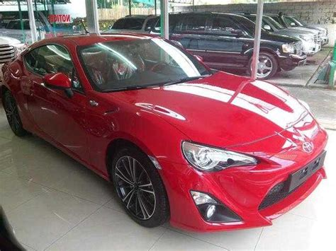 toyota 86 philippines for sale toyota ft 86 for sale from manila metropolitan area quezon