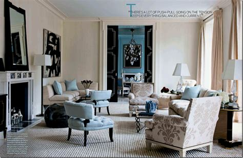 living room ideas blue color scheme black and blue eclectic living home