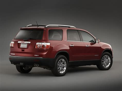 gmc adacia 2010 gmc acadia price photos reviews features