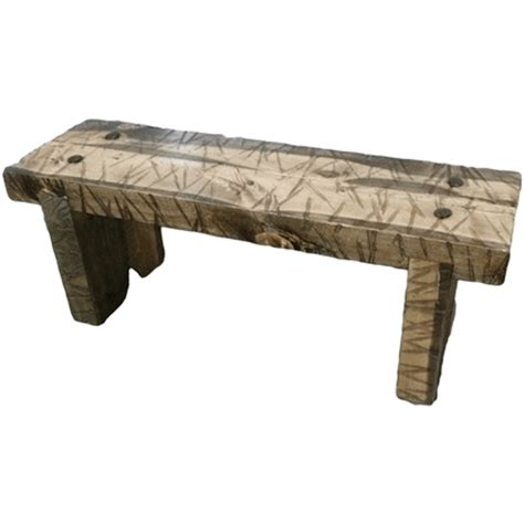 big bench big timber reclaimed wood bench barnwood bench