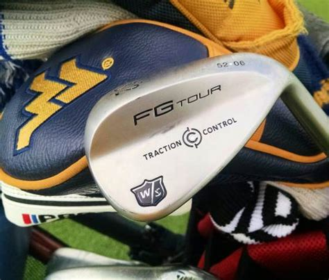Bag Golf Fg 004 golfblogger s wilson fg tour wedge review