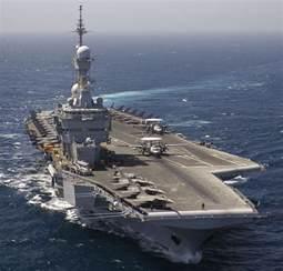 charles de gaulle r91 aircraft carrier