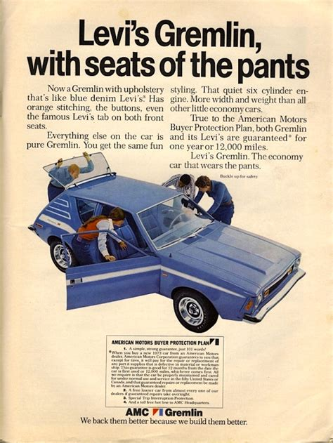 Anderson Upholstery Levi S Gremlin With Seats Of The Pants
