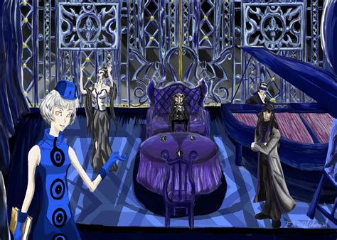 the velvet room the velvet room by fmralchemist on deviantart