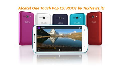 one touch root apk permessi root su alcatel one touch pop c9 tuxnews it