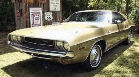 1970 Dodge Challenger 2dr Ht Base With Slant 6