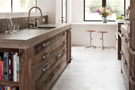 Rustic Wood Kitchen Cabinets by Popular Again Wood Kitchen Cabinets Centsational