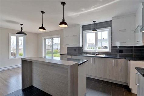 cuisine et comptoir design r 233 novation de votre cuisine sur mesure armoires