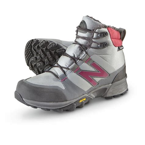 new balance boots s new balance 1099 insulated boots gray magenta