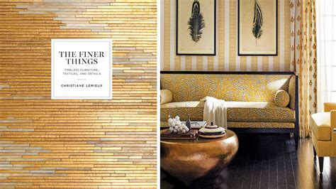 libro finer things timeless furniture 14 great coffee table books to give as gifts to your favorite design enthusiast