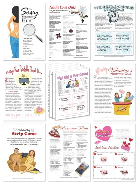 free printable valentine party games for adults free printable valentine party games for adults