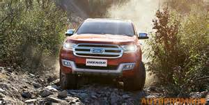2016 ford endeavour launched in india autopromag
