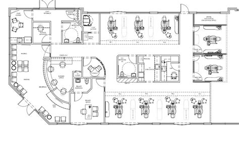 floor plan dental clinic sidekick alumni claremont dental institute