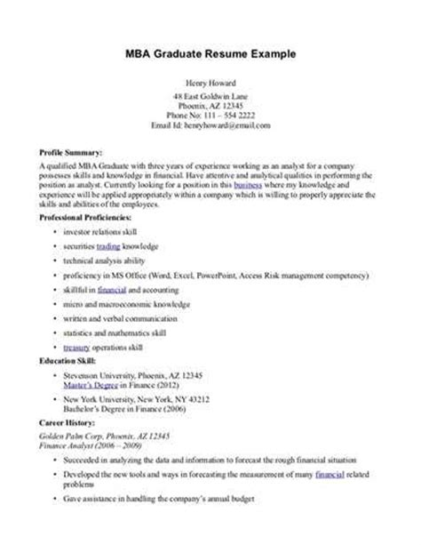 mba student resume samples visualcv resume samples database