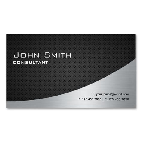 black and silver business card templates 2221 best silver metallic business card templates images