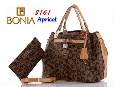bonia lilian 2in1 trend model tas bonia kd semi premium 8161wc