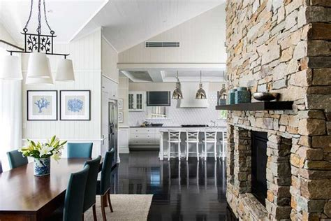 Kitchens Designs Australia by Modern Cape Cod Style Meets Queensland Home Queensland
