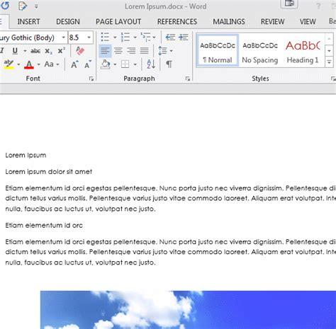 layout word aanpassen eerste hulp bij office inhoudsopgave en paginanummering