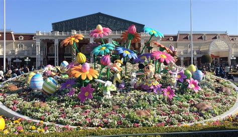 photos review disney s easter celebration at tokyo disney resort wdw news today