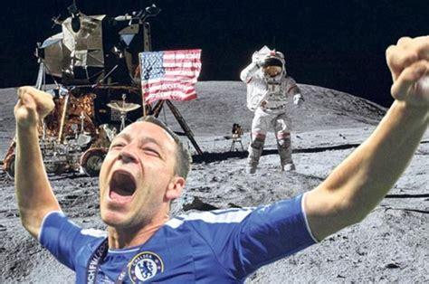 John Terry Meme - john terry moon landing john terry celebration know